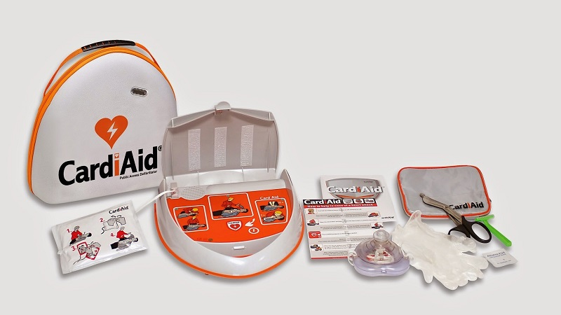 Erste Hilfe - Schutz für Ersthelfer
