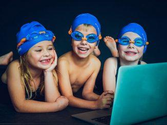 Online Schwimmen lernen - 5 Module + Videos
