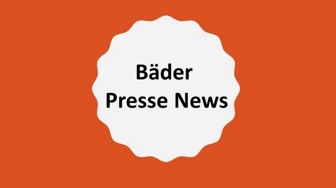 Bäder Presse News