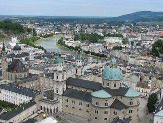 Stellenausschreibung der Stadt Salzburg