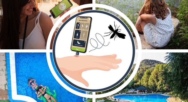Heat it Mückenschutz Android