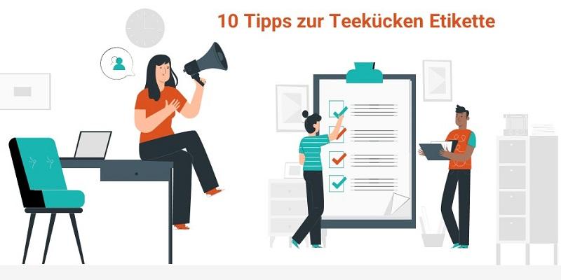 Hygiene im Büro - 10 Tipps