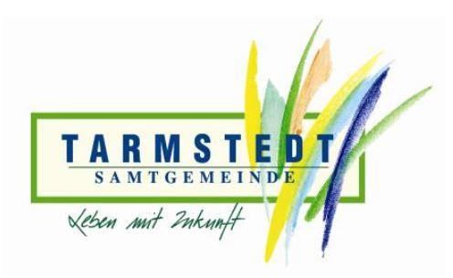 Samtgemeinde Tarmstedt - Fachangestellter für Bäderbetriebe