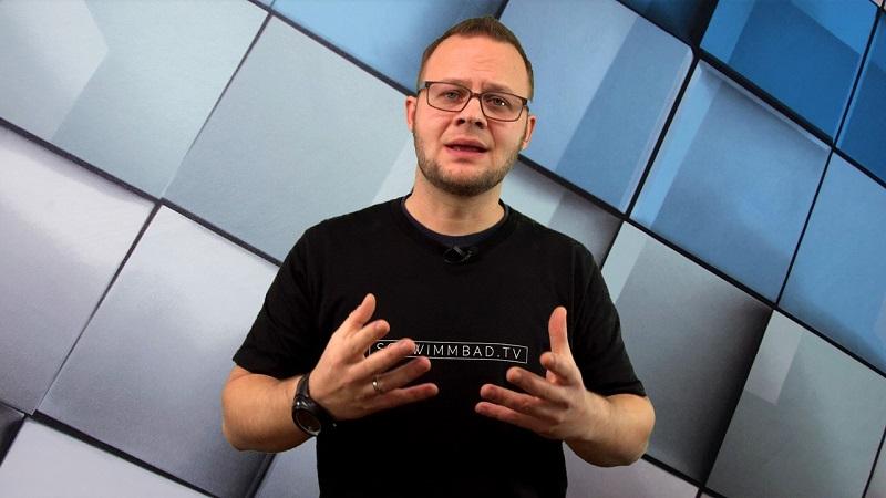 David Ackermann - Schwimmbad Service Schwimmbad. TV - BAEDER.TV