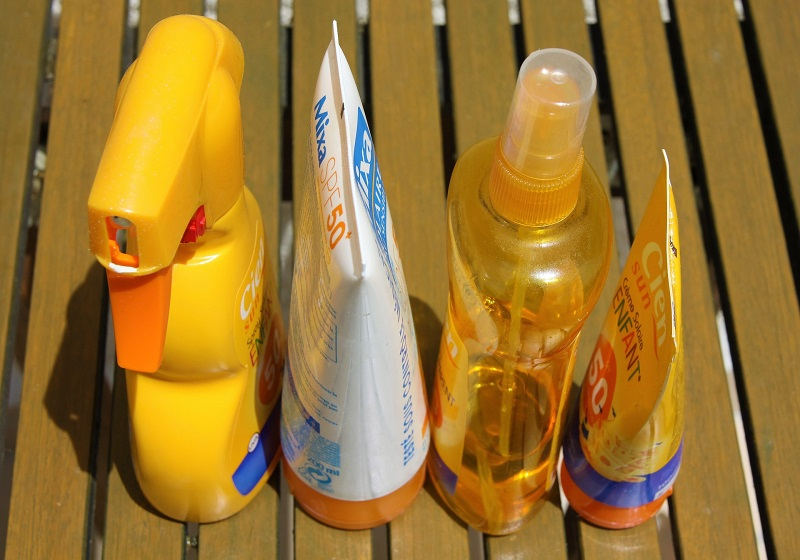 Welche Sonnencreme - Spray, creme, gel